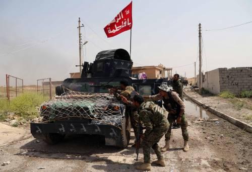 I combattimenti per Tikrit 5