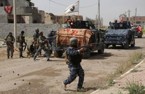 I combattimenti per Tikrit 7