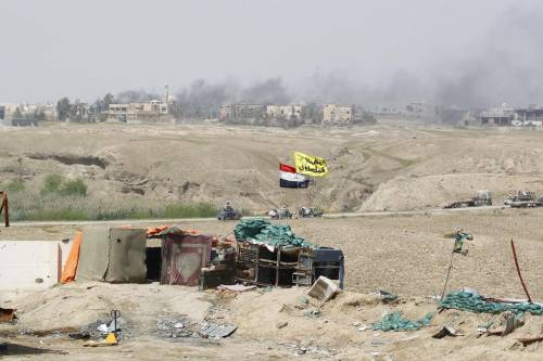I combattimenti per Tikrit 8