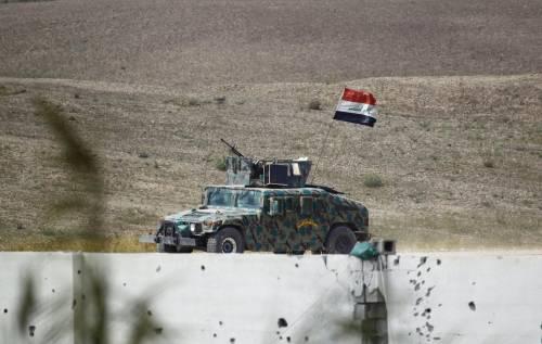 I combattimenti per Tikrit 9