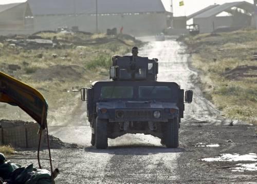 I combattimenti per Tikrit 11