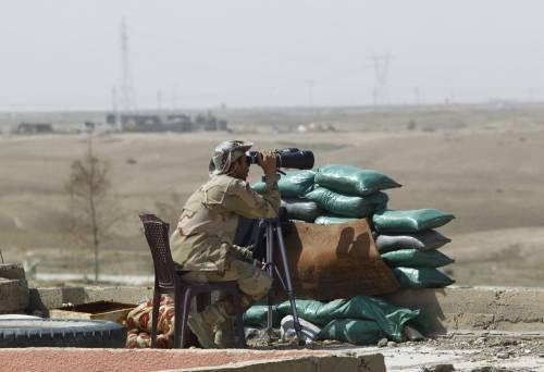I combattimenti per Tikrit 10