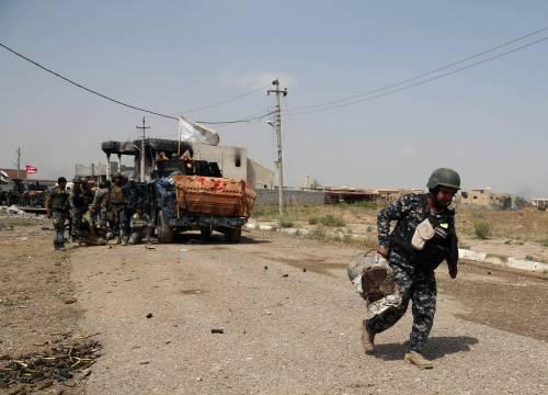 I combattimenti per Tikrit 16