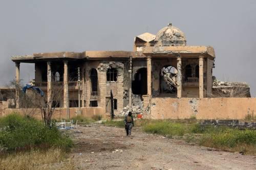 I combattimenti per Tikrit 17