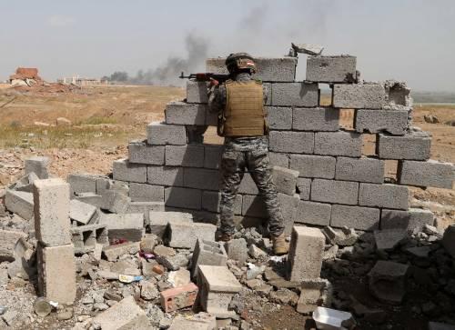I combattimenti per Tikrit 2