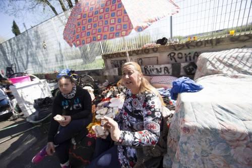 """I rom denunciano Salvini: """"Ci dia 5 milioni di danni"""""""