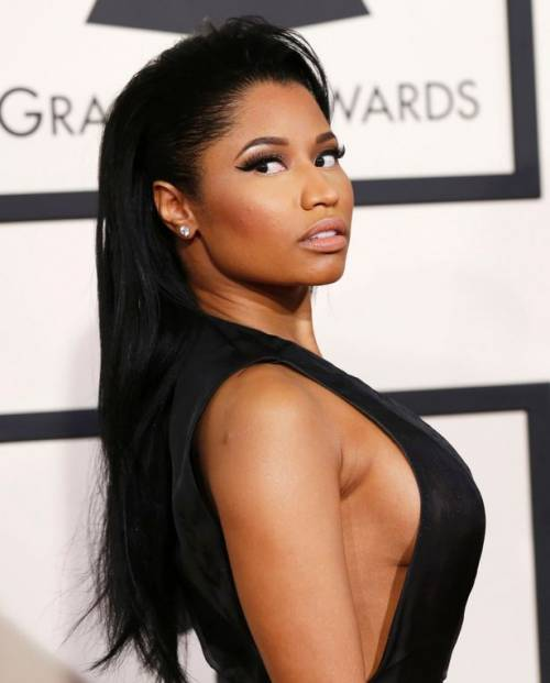 Nicki Minaj: sedere nudo a Dublino 13