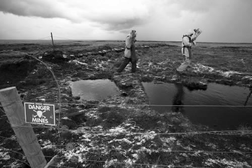 L'anniversario della guerra nelle Falkland 1