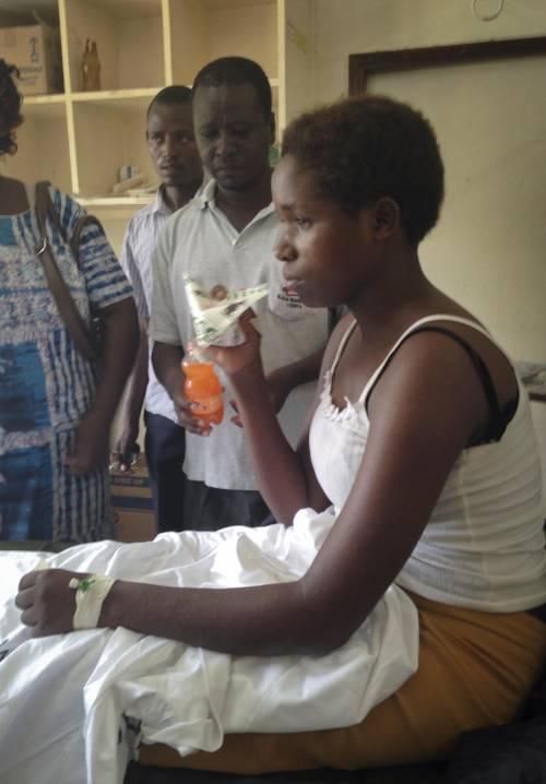 Kenya, chiusa due giorni nell'armadio: sopravvive alla strage