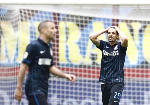 Figuraccia dell'Inter: pareggia con il Parma