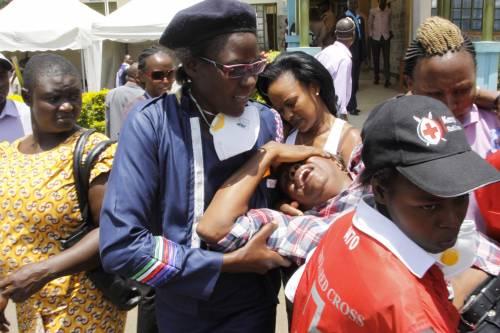 Proteste contro il governo a Nairobi 4