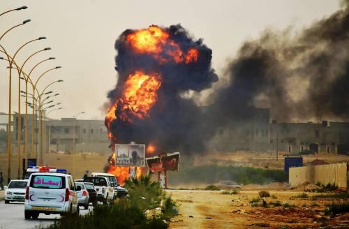 Libia, fortezza del Califfato: il terrore è alle porte della Ue