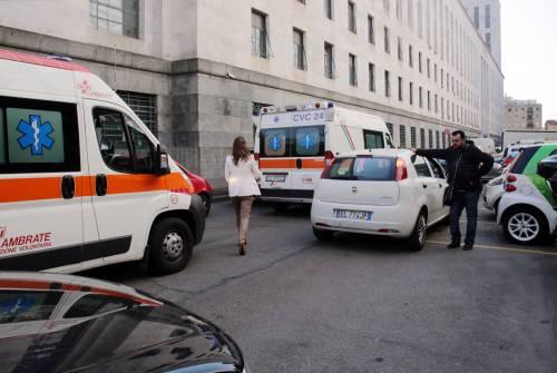 Milano, sparatoria al tribunale 4