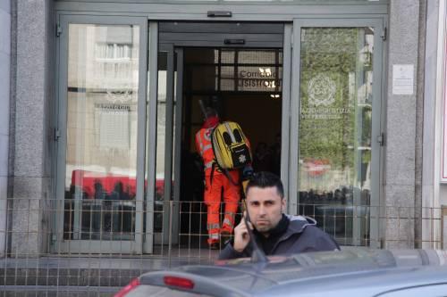 Milano, sparatoria al tribunale 2