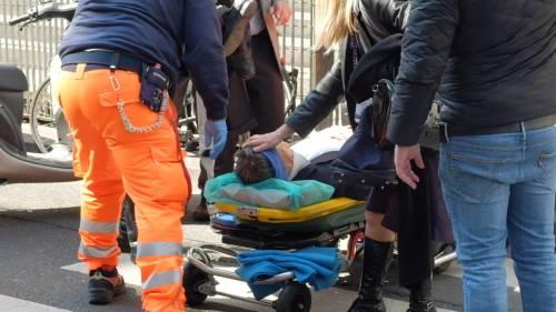 Spari al tribunale di Milano: le immagini dall'interno 7