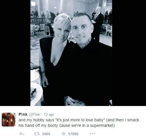 Pink risponde alle critiche sul suo peso 2