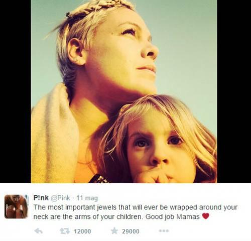 Pink risponde alle critiche sul suo peso 6