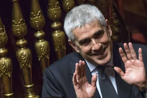 """Casini: """"Voterò Giachetti"""""""