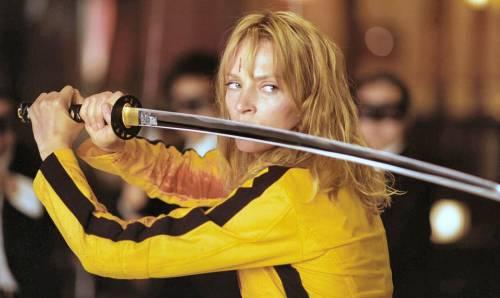 "Thurman a Tarantino: ""Sono ponta per Kill Bill 3"""