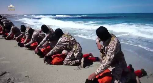 Così l'Isis massacra i cristiani 4