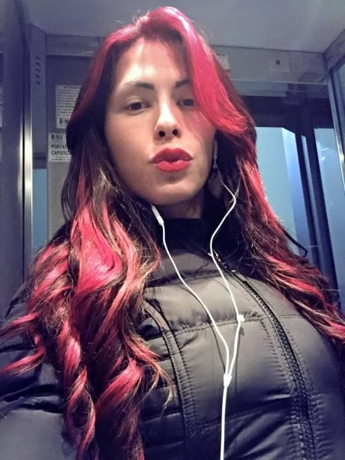 Alessandra, la prima trans di Gomorra-La serie 10