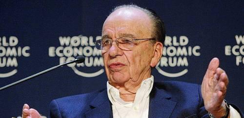 Nuovo amore per Rupert Murdoch: Jerry Hall, l'ex di Mick Jagger