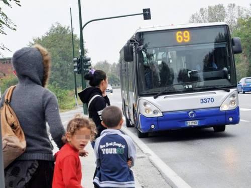 Autisti di autobus nel mirino di rom, ubriachi e bulli