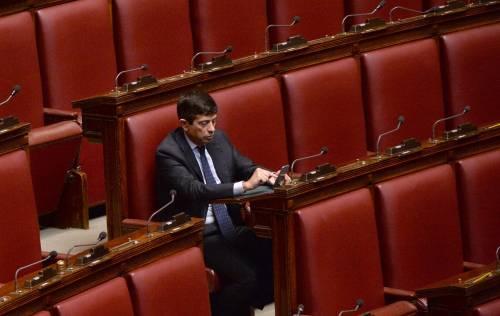 Lo Porto, la Camera dei Deputati deserta 6