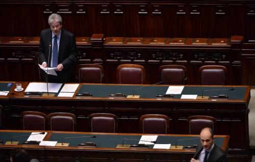 Lo Porto, la Camera dei Deputati deserta 4