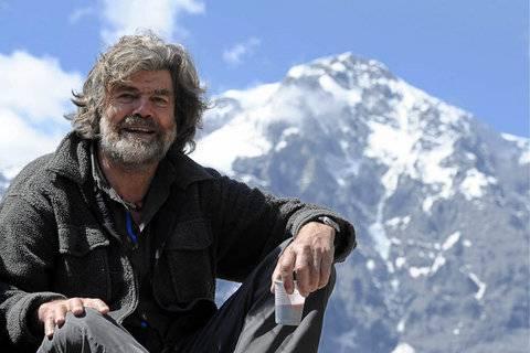 """Reinhold Messner sulla Boschi: """"Il suo tedesco è da terza elementare"""""""