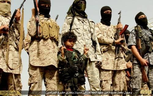I bambini dell'Isis 3