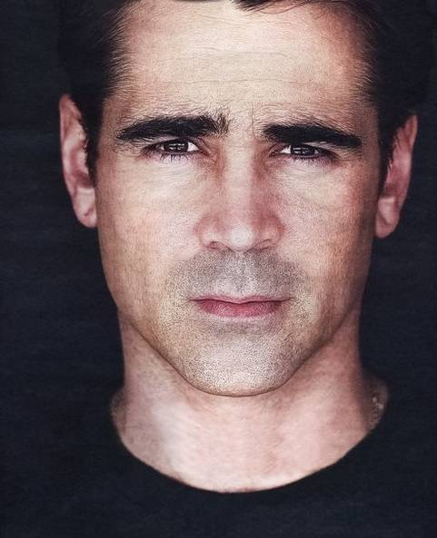Colin Farrell single da quattro anni 8