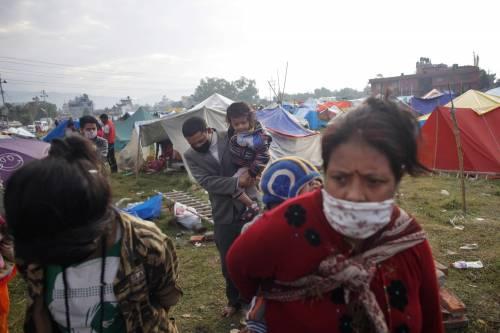 Il Nepal a tre giorni dal terremoto 4