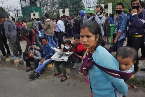 Il Nepal a tre giorni dal terremoto 9