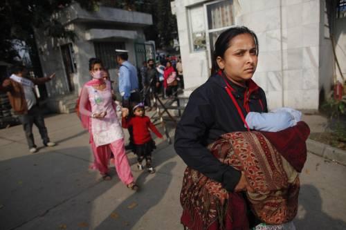 Il Nepal a tre giorni dal terremoto 8