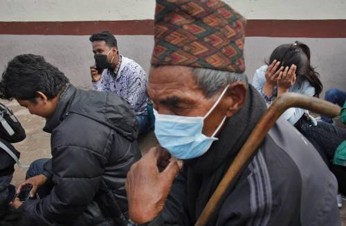 Il Nepal a tre giorni dal terremoto 7