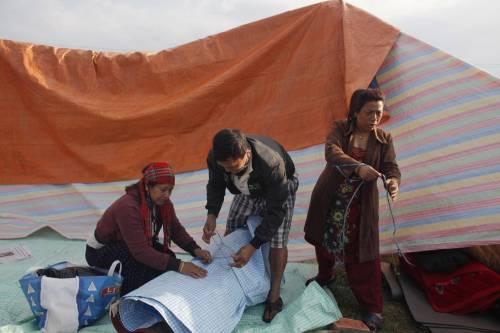 Il Nepal a tre giorni dal terremoto 11