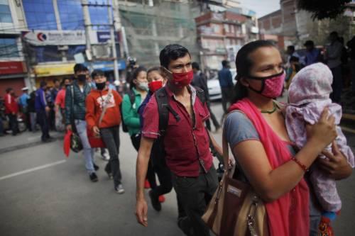 Il Nepal a tre giorni dal terremoto 10