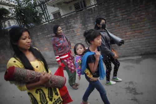 Il Nepal a tre giorni dal terremoto 3