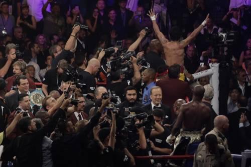 Floyd Mayweather ha sconfitto Manny Pacquiao 7