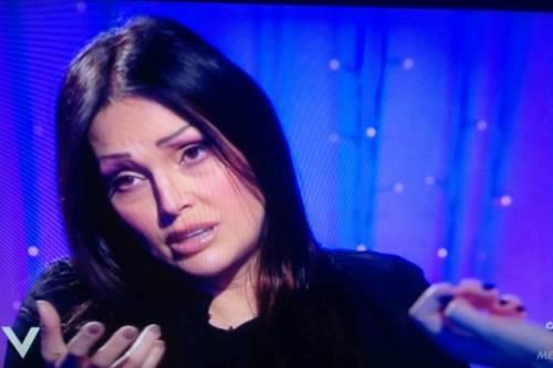 """Verissimo, la Toffanin intervista Anna Oxa, ma si sfiora il diverbio: """"Vuoi litigare con me?"""