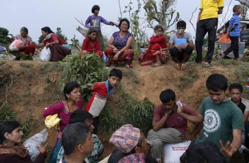 Il villaggio distrutto di Pokharidanda 4