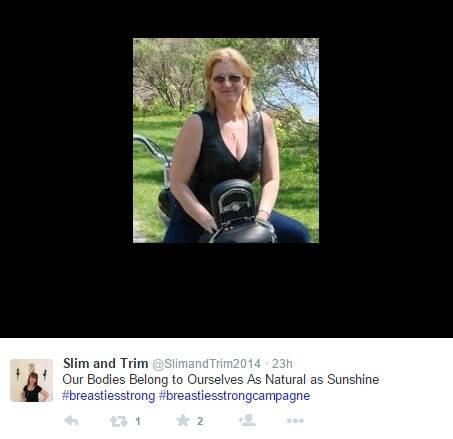 """""""Selfie con seni in vista, una sconfitta per le donne"""": proteste sul web 2"""