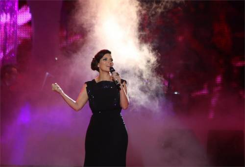 "Laura Pausini sarà giudice del talent show ""La Banda"" 15"
