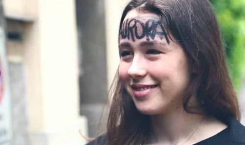 Aurora Ramazzotti fa l'attrice e debutta in un corto 2