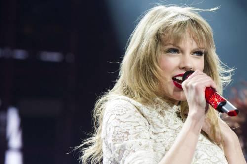 """Taylor Swift in Italia, petizione dei fan per il """"1989 World Tour"""" 22"""