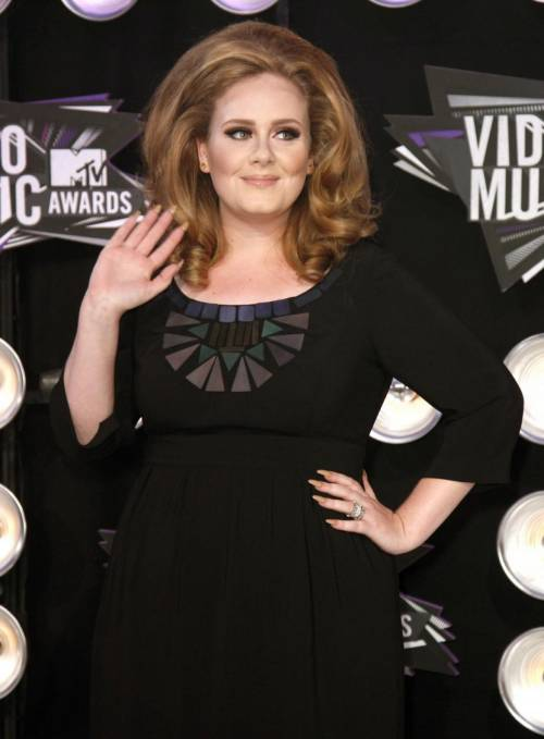 La cantante Adele, le foto 3
