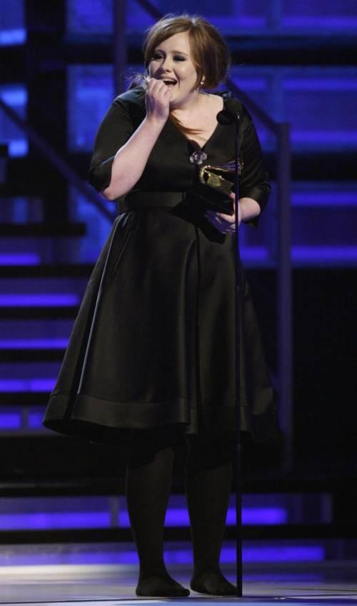 La cantante Adele, le foto 4