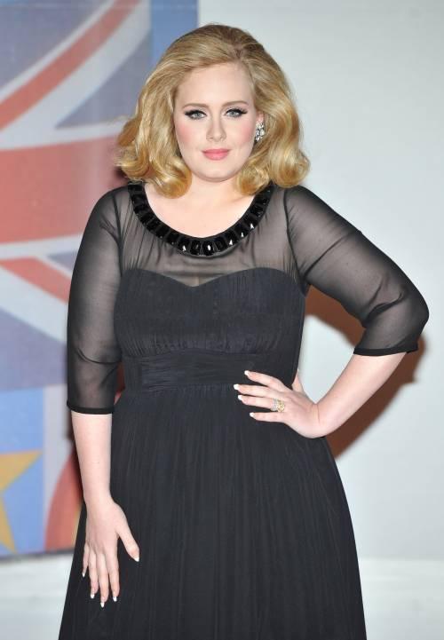 La cantante Adele, le foto 14