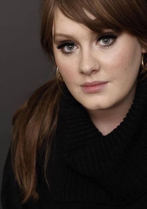 La cantante Adele, le foto 17